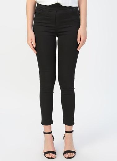 Fabrika Comfort Fabrika Comfort  Düz Siyah Pantolon Siyah